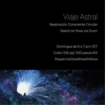 Viaje Astral_Domingos_Alicia Garza